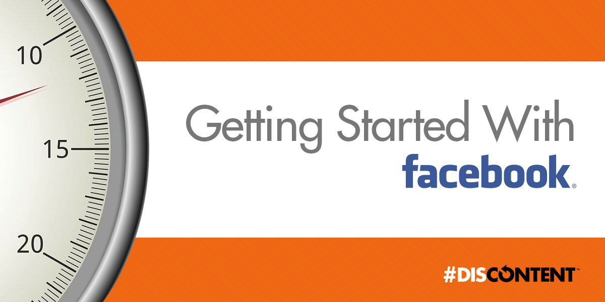 Getting started with: Facebook